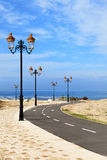 Promenade Royalty Free Stock Photo