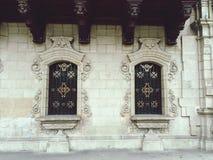 Promenade latérale coloniale espagnole Image stock