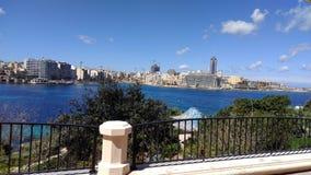 Promenade Malta Lizenzfreie Stockbilder