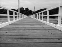 Promenade am Punkt Lonsdale Lizenzfreies Stockfoto