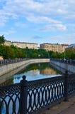 promenade, stad Royalty-vrije Stock Foto's