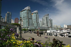 Promenade urbaine images stock