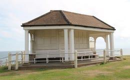 Promenade Weather Shelter. Stock Photography