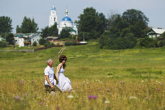 Promenade Wedding Images stock