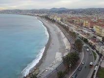 Promenaden-DES Anglais stockbilder