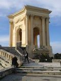 Promenadle Peyrou da Montpellier Fotografia Stock