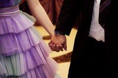 Promessa do amor Imagens de Stock Royalty Free