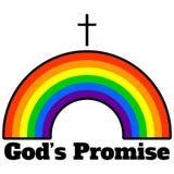 Promesse du ` s de Dieu illustration libre de droits