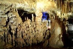 Prometeus grotta som lokaliseras i Georgia royaltyfri bild