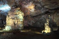 Prometheus Cave, Kumistavi, Georgia Royalty Free Stock Photo