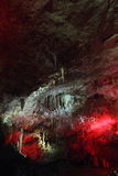 Prometheus Cave, Kumistavi, Georgia Stock Photo