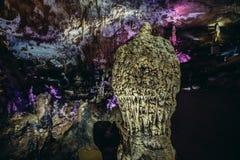 Prometheus Cave Royalty Free Stock Image