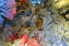 Prometheus cave Stock Images