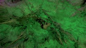 Prometheus-grotta georgia lager videofilmer