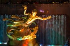 PROMETHEUS Rockefeller Στοκ Εικόνα