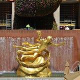 Prometheus, Rockefeller Center Stock Photography
