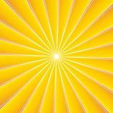 Promienia tło Obraz Stock