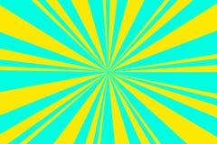 Promienia tło Zdjęcia Stock