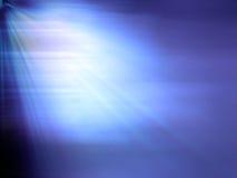 promienie światła Obraz Royalty Free