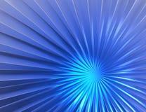 Promieniowy metalu tło Obraz Stock