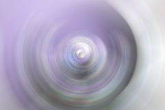 Promieniowy plama abstrakt Fotografia Royalty Free