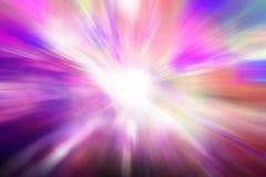 Promieniowy tło Zdjęcia Stock