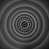 Promieniowy tunel textured abstrakta wzór Obraz Stock