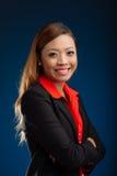 Promising business woman Stock Photos
