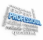 Promoção nova Advanci do movimento da carreira de Job Board Game Finding Landing Imagens de Stock Royalty Free