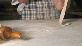 Promocji ciasto z mąką zbiory