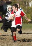 promocyjna rugby turnieju młodość Obraz Stock