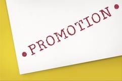 Promocyjnej kampanii sprzedaży Marketingowy Graficzny pojęcie Obraz Royalty Free