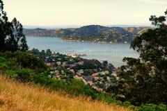 Promontório da área de recreação nacional do Golden Gate Foto de Stock Royalty Free