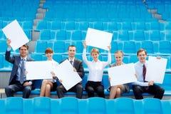 Promotion Royalty Free Stock Photo