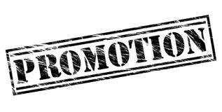 Promotion black stamp Stock Photo