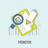 Promotion concept Stock Photos