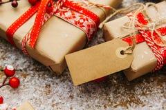 Promotion de Noël, fond de achat Fond d'achats photographie stock