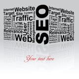Promotion des sites illustration libre de droits