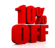 Promotion des ventes Photographie stock