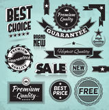 Promotion design elements Stock Image