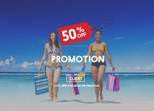 Promotion Discount Price Tag Campaign Concept royalty free stock photo