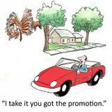 Promotion Stock Photo