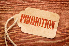 Promotion marketing concept Royalty Free Stock Photography
