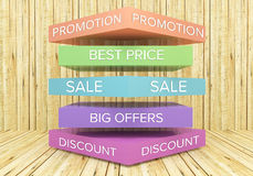 Promotion Plan Stock Images