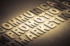 Promotion Royalty Free Stock Image
