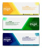 PROMOTIONAL BANNER DESIGN TEMPLATE 2019 vector illustration