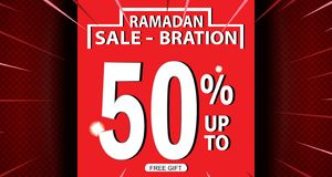 Promotional Design. Ramadan Discounts. Ramadhan Sales. Religion Muslim Celebration. On The Occasion of Muslim`s Holy Month Ramada. Ramadhan sale banner. sales vector illustration
