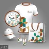 Promotional elements design Royalty Free Stock Image