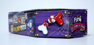 FINI COFFIN BOX stock photo