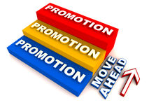 Promotions Stock Image